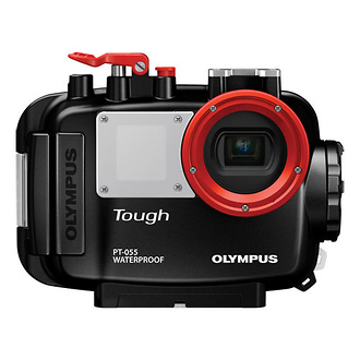 Olympus | PT-055 Underwater Housing for TG-830 Digital Camera | V6300590U000