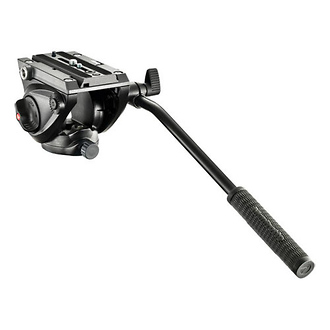 Manfrotto | Fluid Video Head with Flat Base | MVH500AH
