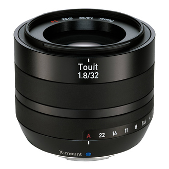 Zeiss | Touit 32mm f/1.8 Lens (Fujifilm X-Mount) | 2030679