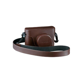 Fujifilm | Leather Case Brown for X100/ X100S Cameras | 16329276