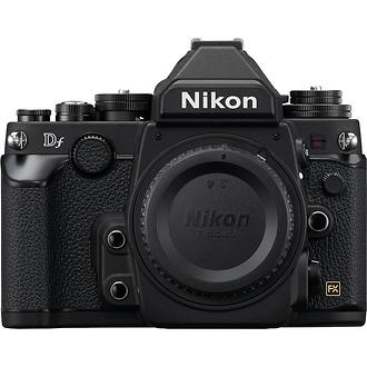 Nikon | Df Digital SLR Camera Body (Black) | 1525