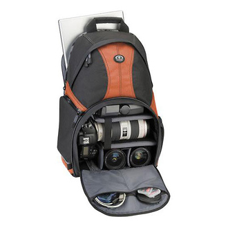 Tamrac | 3385 Aero Speed Pack 85 Dual Access Photo Backpack (Rust) | 338513