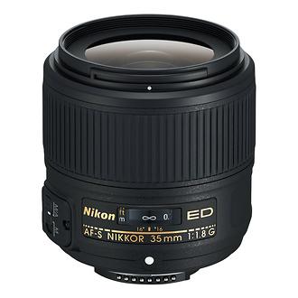 Nikon | AF-S NIKKOR 35mm f/1.8G ED Lens | 2215