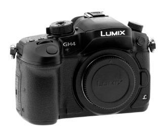 Panasonic | LUMIX DMC-GH4 Mirrorless Micro Four Thirds Digital Camera Body (Black) | DMCGH4KBODY
