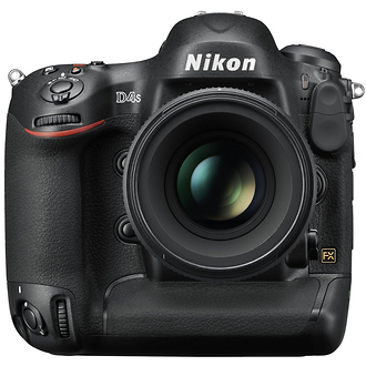 Nikon | D4S Digital SLR Camera Body | 1541