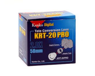 KRT-20 PRO 58mm 2x Telephoto Converter Lens