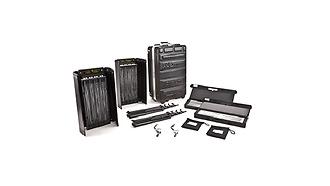 Diva Lite 401 2 Light Kit with Flight Case KIT-D42-120