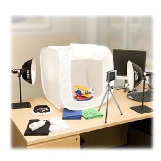 ImageMaker Fluorescent Light Tent Kit