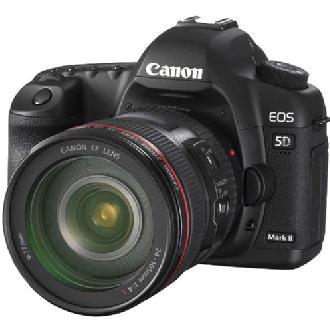 EOS 5D Mark II Digital Camera Kit with 24-105mm f/4.0L IS USM Lens