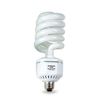 50-watt Fluorescent Bulb