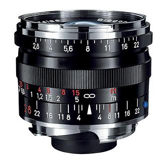 Ikon 28mm f/2.8 T* ZM Biogon Lens (Leica M-Mount)