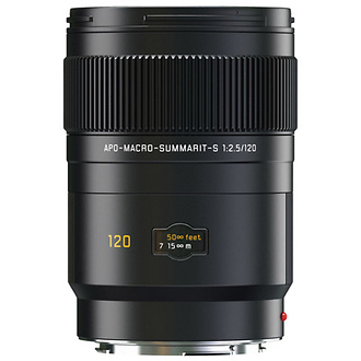 120mm f/2.5 APO Macro Summarit-S CS Lens