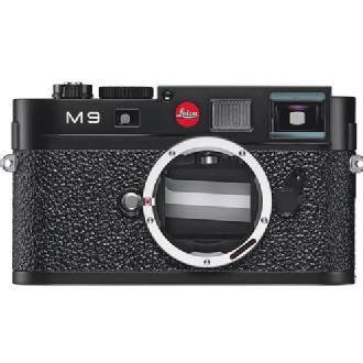Leica | M9 Rangefinder Digital Camera Body (Black) | 10704