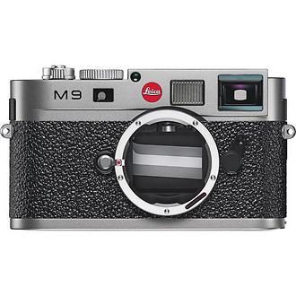 Leica | M9 Rangefinder Digital Camera Body (Steel Grey) | 10705