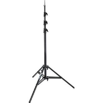 A0035B- Baby Alu Stand 35, Black - 10.8'