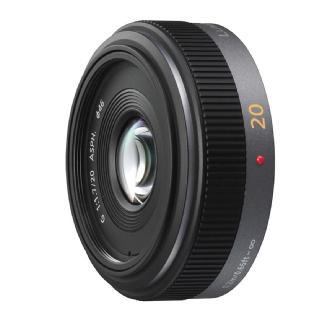 20mm f/1.7 Lumix G Aspherical Pancake Lens