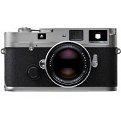 MP 0.72 35mm Rangefinder Camera Body - Silver