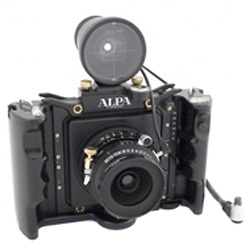 12 SWA Camera with Black Handgrip (Body Only)