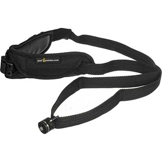 Sun-Sniper Steel Camera Strap (Black)