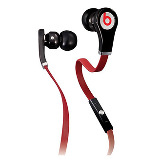 Beats by Dr. Dre Tour with ControlTalk High Performance In-Ear Headphones (Black)