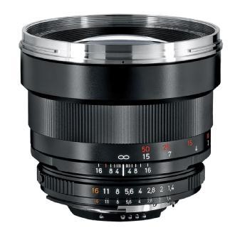 Planar T* 85mm f/1.4 ZF.2 Lens (Nikon F-Mount)