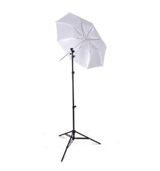 43in. Collapsible Umbrella Flash Kit
