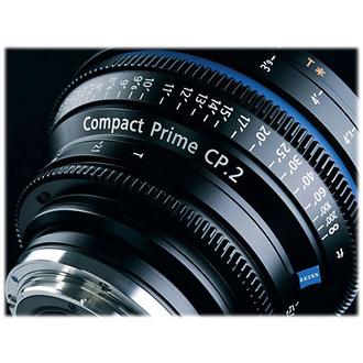 35mm/T2.1 Compact Prime CP.2 Cine Lens (Canon EOS-M