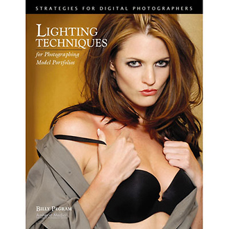 Lighting Techniques for Photographing Model Portfolios