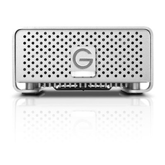 G-Technology 1TB G-RAID External Hard Drive