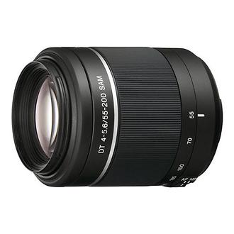 55-200mm f/4-5.6 DT AF Zoom Lens