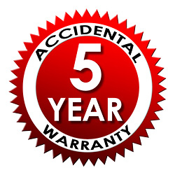 5 Year Accidental Damage Plan - For Items Valued $200-$299.99