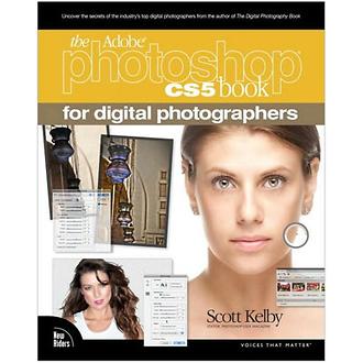 Adobe Photoshop CS5 for Digital Photographers - Book