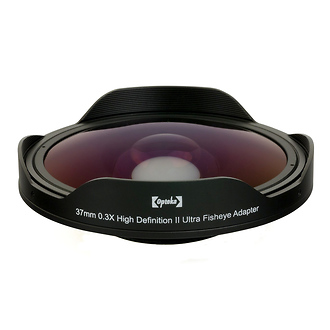 37mm 0.3x Ultra Fisheye Lens Adapter