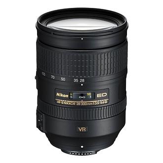 Nikon | AF-S NIKKOR 28-300mm f/3.5-5.6G ED VR Zoom Lens | 2191