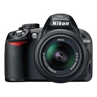 Nikon | D3100 Digital SLR Camera with 18-55mm VR Lens | 25472
