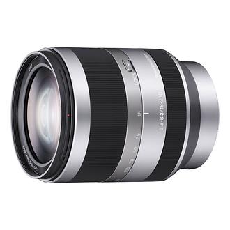 Sony | 18-200mm f/3.5-6.3 DT Lens for NEX Cameras | SEL18200