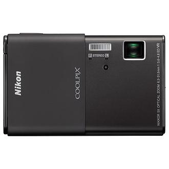 Coolpix S80 Digital Camera (Black)