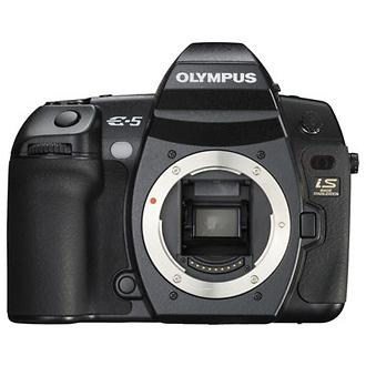 E-5 Digital SLR Camera Body