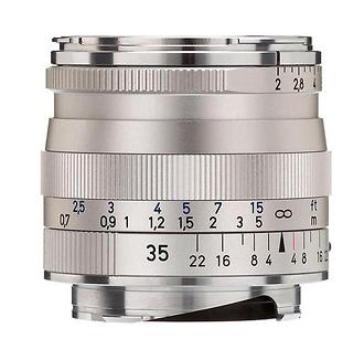 Zeiss | 35mm f/2.0 Biogon T* ZM MF Lens (Leica M-Mount)
