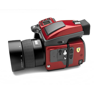 Hasselblad H4D-40 Ferrari Limited Edition Camera with 80mm Lens