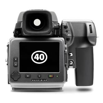 Hasselblad | H4D-40 Stainless Digital Camera Back | 70480560