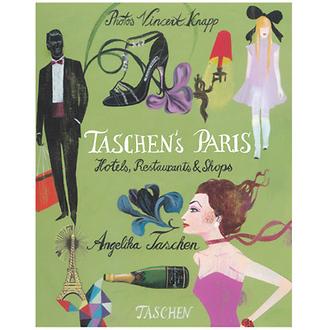 Taschen's Paris - Book