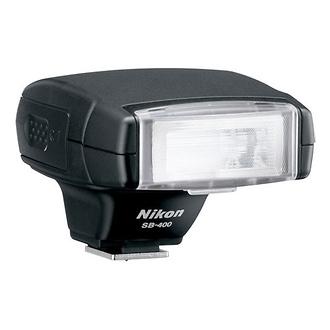 Nikon   SB-400 Speedlight i-TTL Shoe Mount Flash   4806