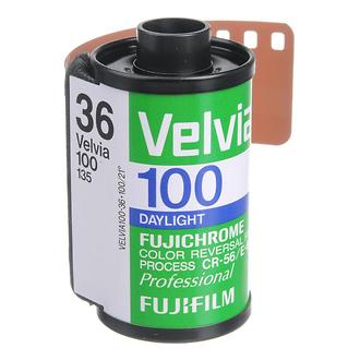 Fuji | RVP Velvia 100P, 135-36 Single Roll | 15542443