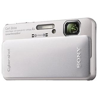 DSC-TX10 Cyber-shot Digital Camera (Silver)