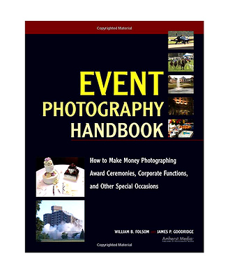 Event Photography Handbook - Book