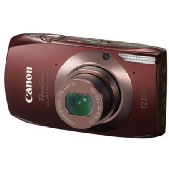 PowerShot ELPH 500 HS Digital Camera (Brown)