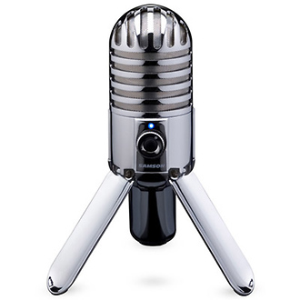 Meteor Mic - USB Studio Microphone