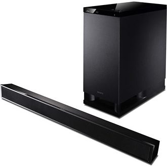 HT-CT150 3.1 Channel 3D Sound Bar Home Theater System