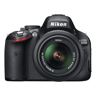 D5100 Digital SLR Camera Kit with 18-55mm Lens